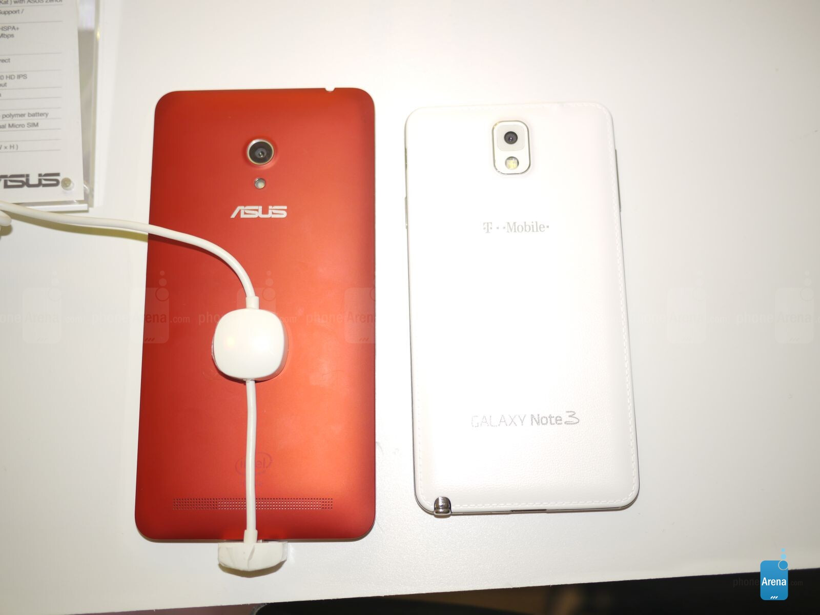 Asus ZenFone 6 Vs Samsung Galaxy Note 3 First Look