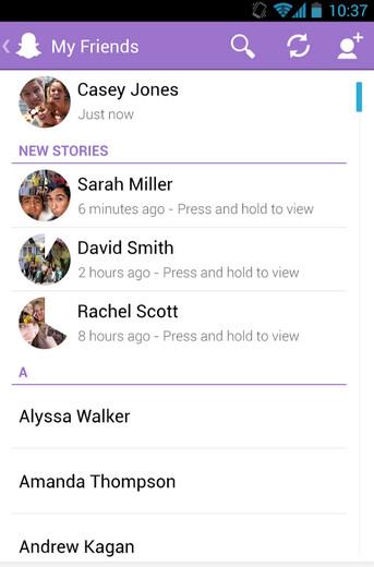 Hot snapchat accounts