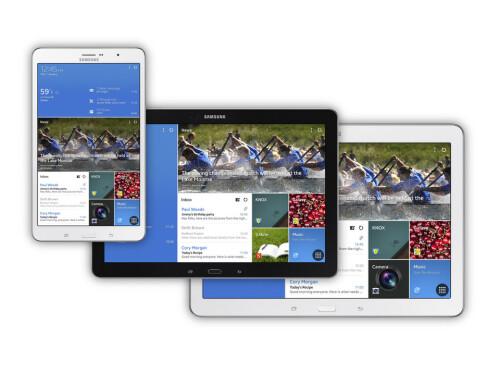 Samsung Galaxy TabPRO series