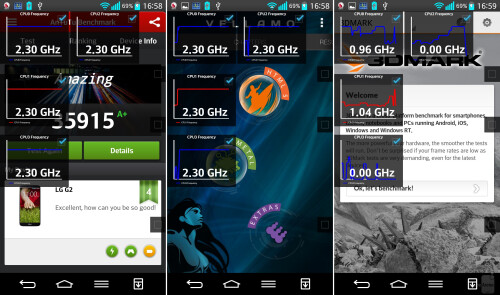 Misc: quad- and eight-core smartphones