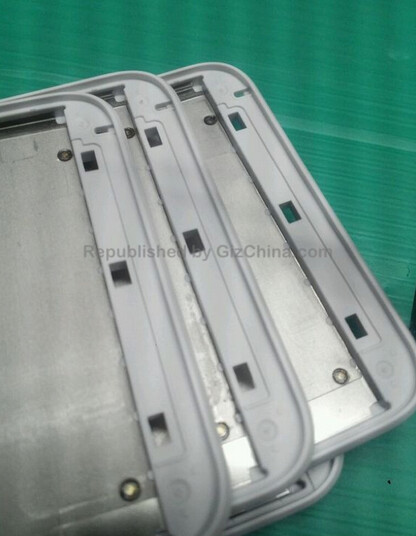 Metal housing allegedly for the Xiaomi Mi4 leaks