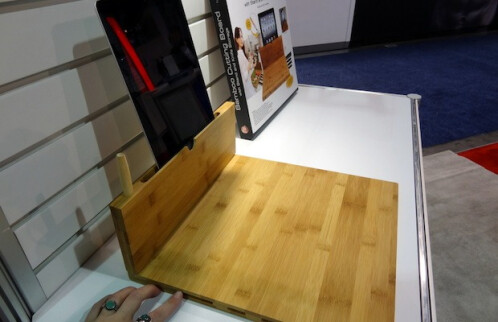 iPad chopping board