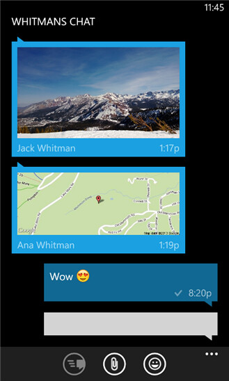 Minor update for the Windows Phone version of WhatsApp fixes an issue with Broadcast Messages