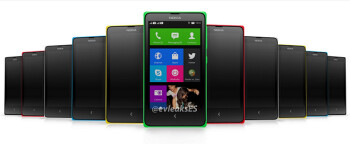 Leaked render of the Nokia Normandy reveals its Start Screen