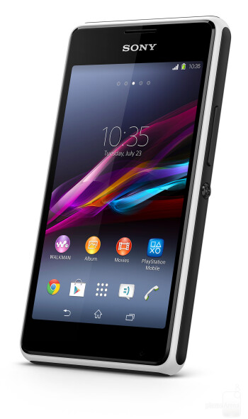 Sony introduces the Xperia E1, adapts the company's modern design to the affordable market