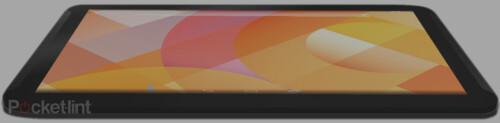 Purported Nexus 10 refresh in black