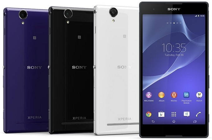 Sony Xperia T2 Ultra and E1 prices allegedly revealed