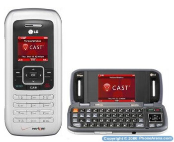 Verizon Wireless officially launches LG enV VX9900, White KRZR