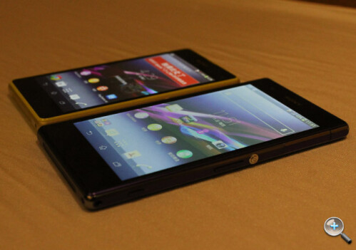 Sony unveils Xperia Z1 Colorful Edition in China, an LTE-less Z1 Compact