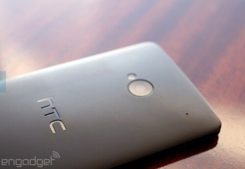 Prototype of the HTC One revealed