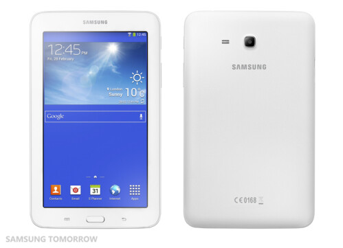 Samsung Galaxy Tab 3 Lite official, a budget tablet warrior