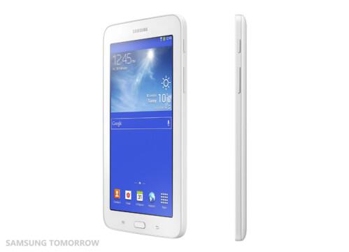 Samsung Galaxy Tab 3 Lite official, a budget tablet warrior