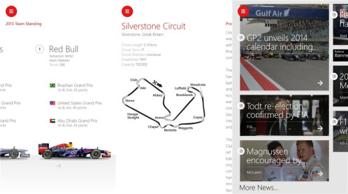 ESPN F1 - Windows Phone - Free