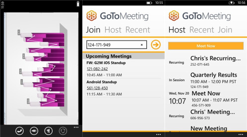 GoToMeeting - Windows Phone - Free