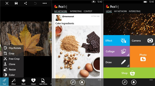 PicsArt - Windows Phone - Free