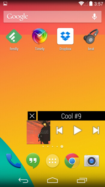 Beat cloud & music player app review: pull together your Dropbox, Drive and local tunes