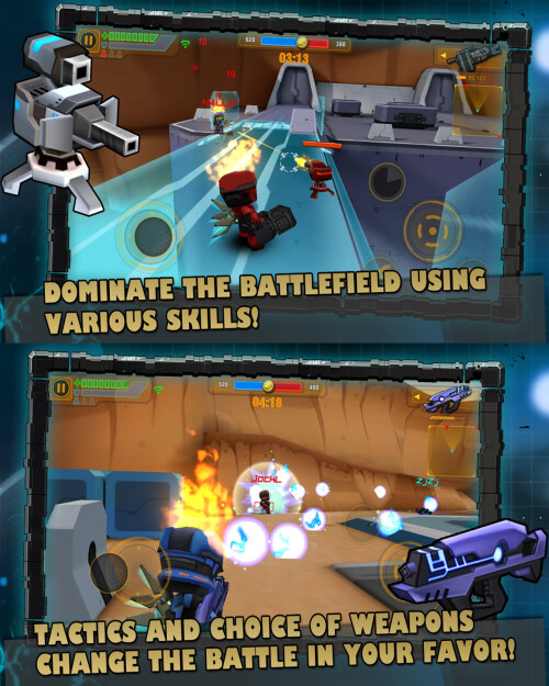 Call of Mini Infinity - Android, iOS - Free
