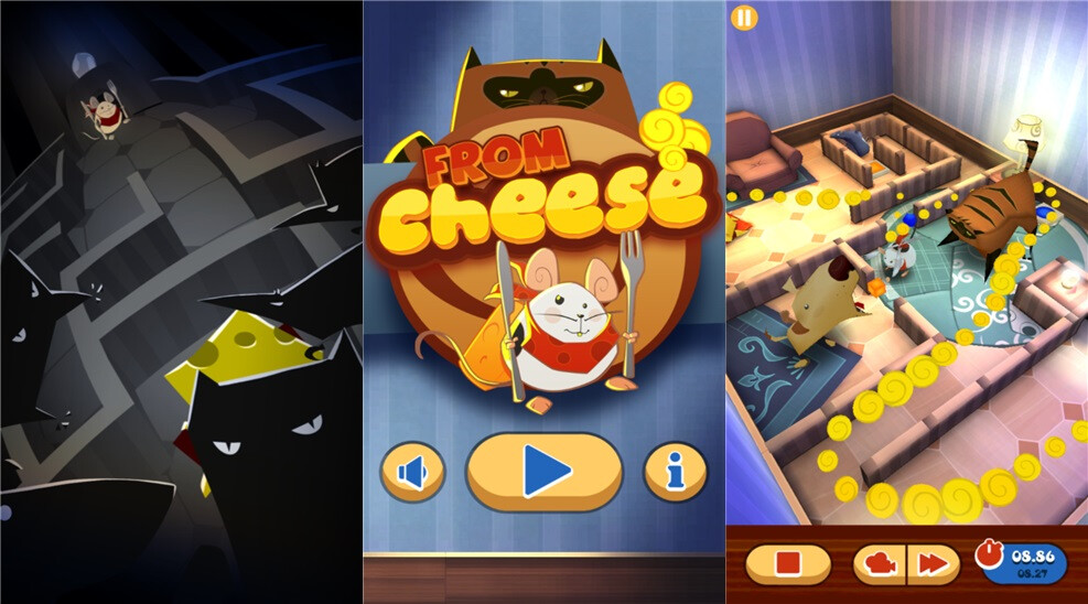 From Cheese - Windows Phone - Free