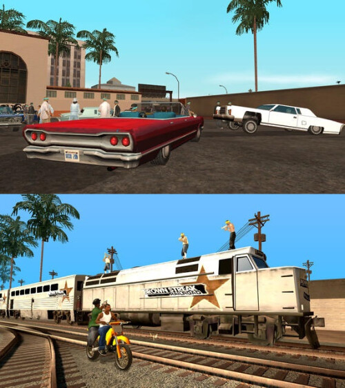 Grand Theft Auto: San Andreas - Android, iOS - $6.99