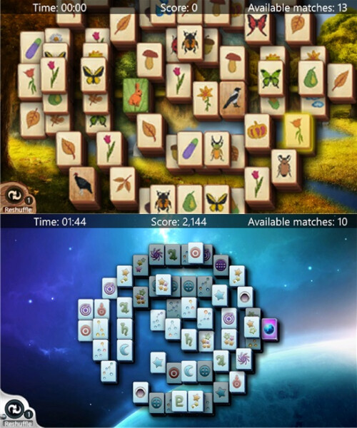 Microsoft Mahjong - Windows Phone - Free