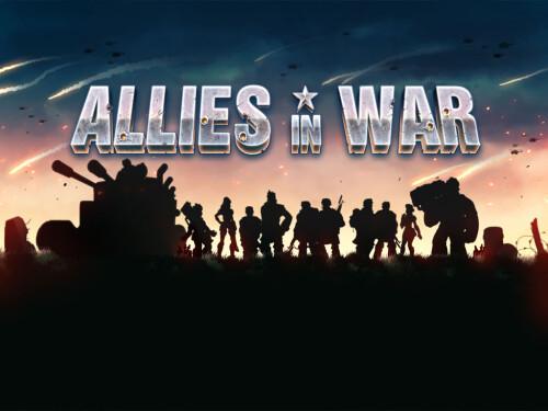 Allies in War for iOS screenshots