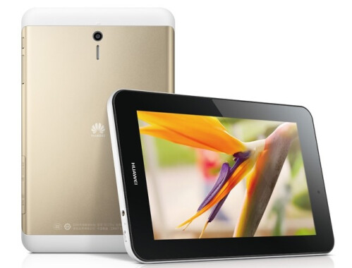 MediaPad 7 Youth2 official images
