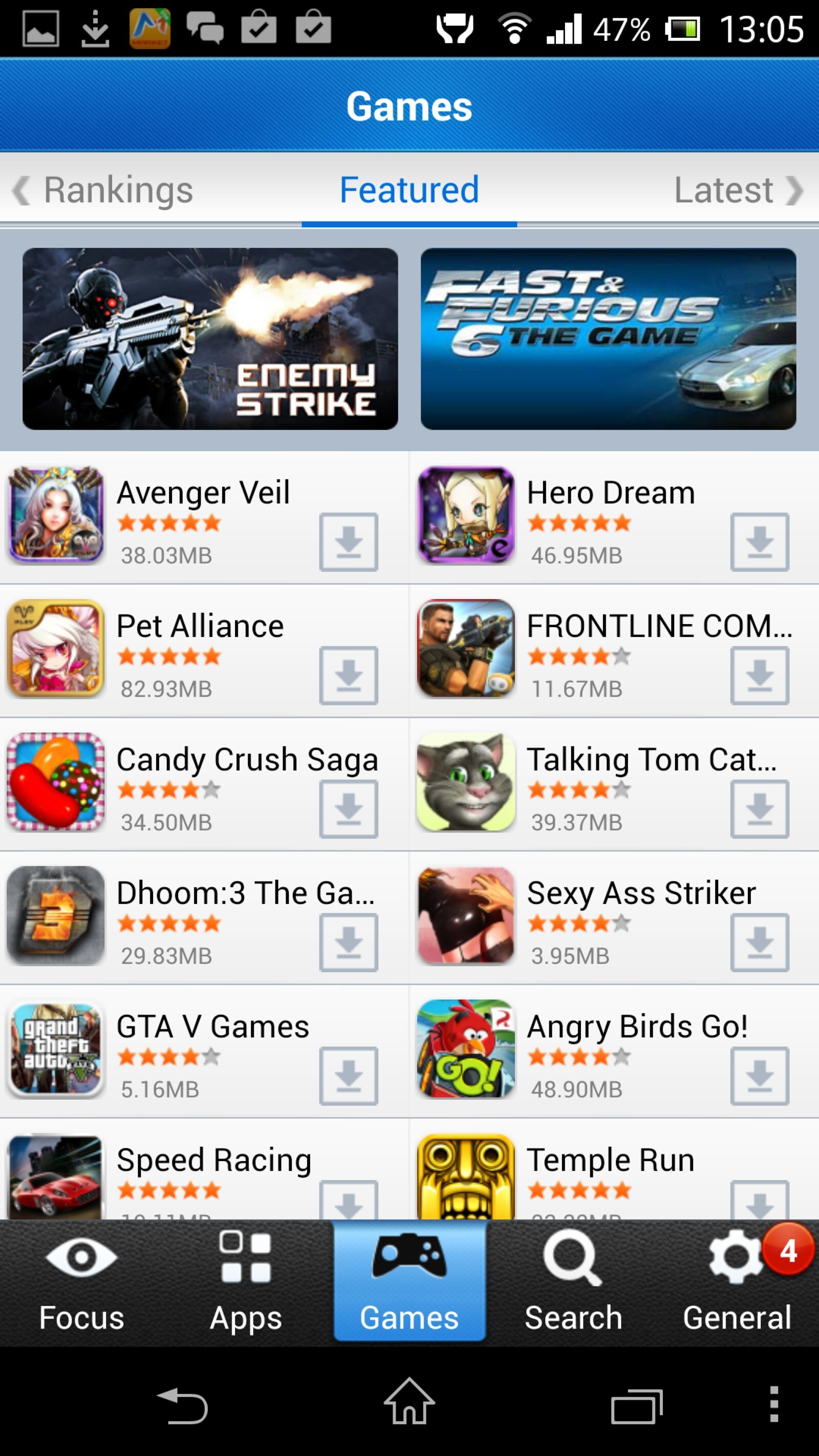 Free download market 1 - f40ea