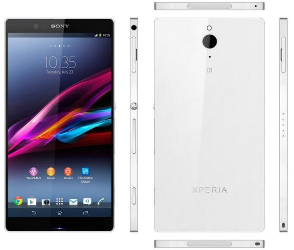 Sony Xperia Canopus (possible new flagship) certified in Japan, concept photos show what it may look like