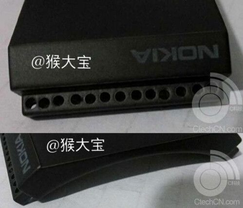 Pictures allegedly show prototype of Nokia smartwatch