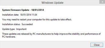 Microsoft sends out update to kill bugs on the Microsoft Surface 2
