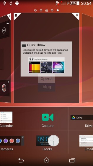 Sony D6503 'Sirius' snaps confirm new Xperia interface