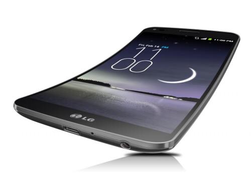 LG G Flex pictures