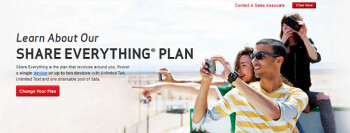 Verizon has added a new tier to its Share Everything plan