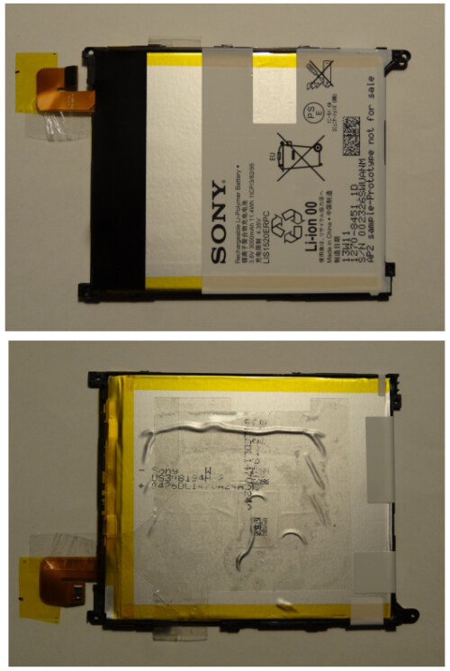 Photos and manual of the Wi-Fi-only Xperia Z Ultra tablet appear on FCC