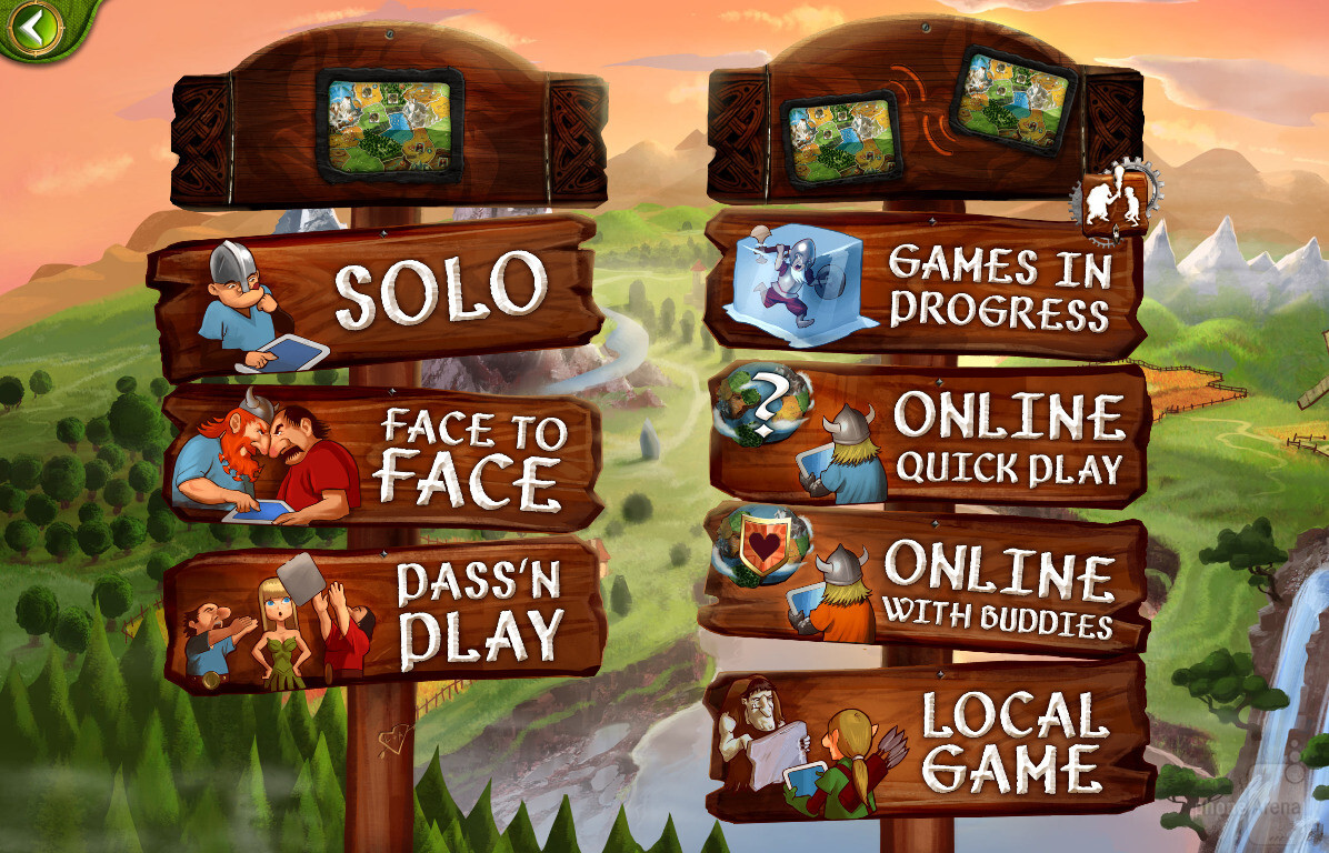 Small World 2 offers single- and multiplayer game modes