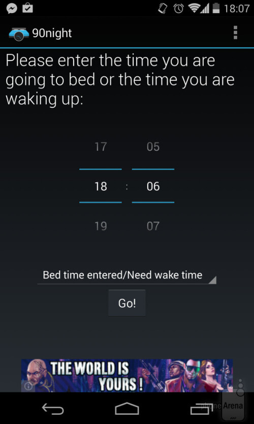 90night for Android