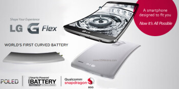 LG G Flex battery life test: sci-fi features and great battery