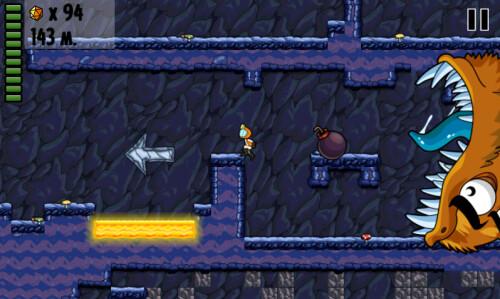 Worm Run screenshots