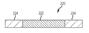 Apple has applied for a patent on various ways to attach sapphire to an electronic device