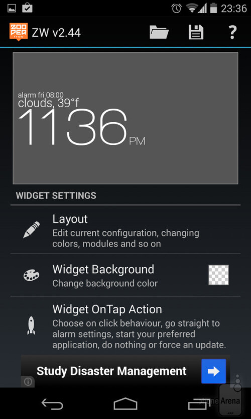 Zooper Widget for Android