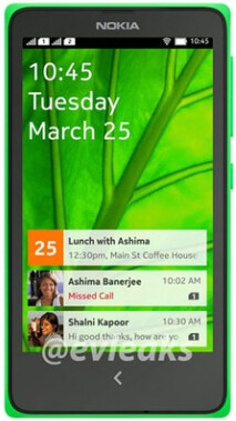 Nokia's Android-based Normandy to be called Nokia X?
