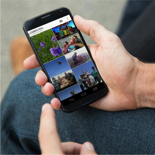 Motorola releases its own Gallery app to the Play Store