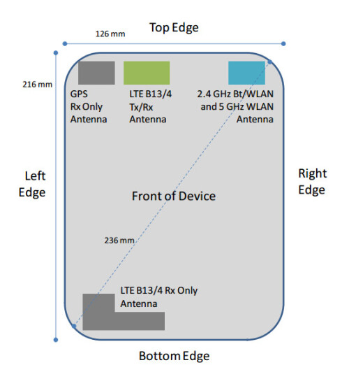 LG VK810 at the FCC