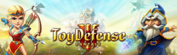 A free version of Toy Defense 3: Fantasy is available on iTunes now
