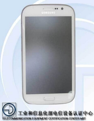 Unannounced Samsung Galaxy Grand Neo GT-I9168 shows up in China