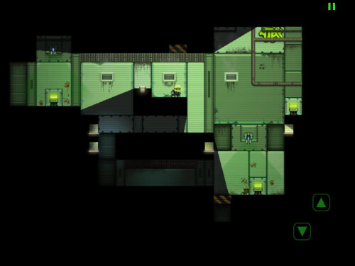 Stealth Inc. screenshots