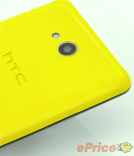 New, colorful HTC Desire - leaked photos