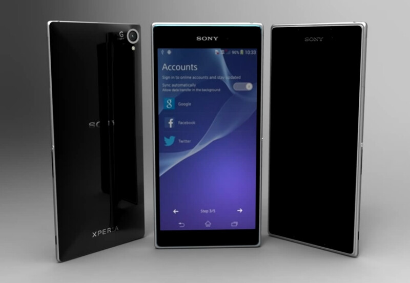 Video: new Sony Xperia Z2 and Samsung Galaxy S5 concepts ...