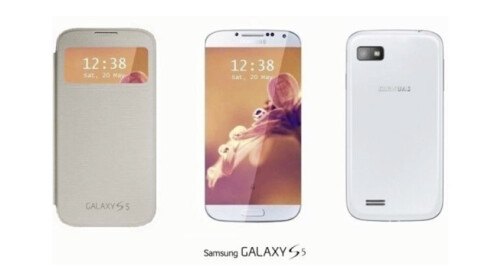 Known Chinese copycat manufacturer claims to be working on a Galaxy S5 clone based off actual renders