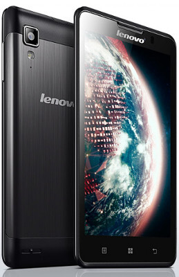 Lenovo P780, a 4000mAh battery in a 0.39in/9.95mm thick body